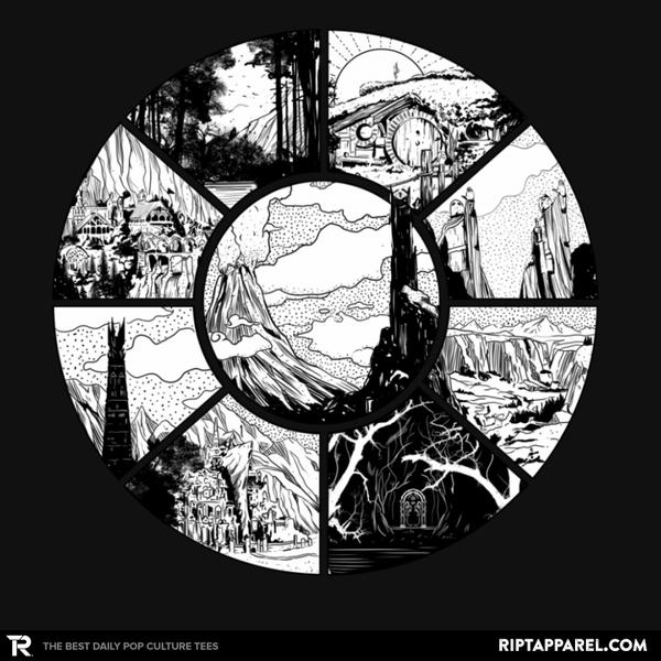 Ript: Middle-Earth