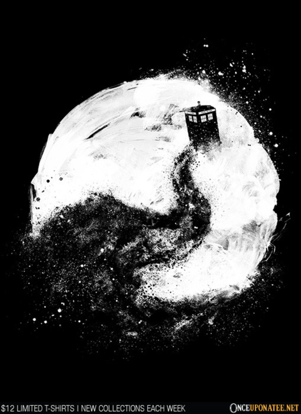 Once Upon a Tee: All of Time and Space
