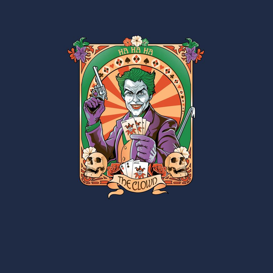 TeeFury: The Clown