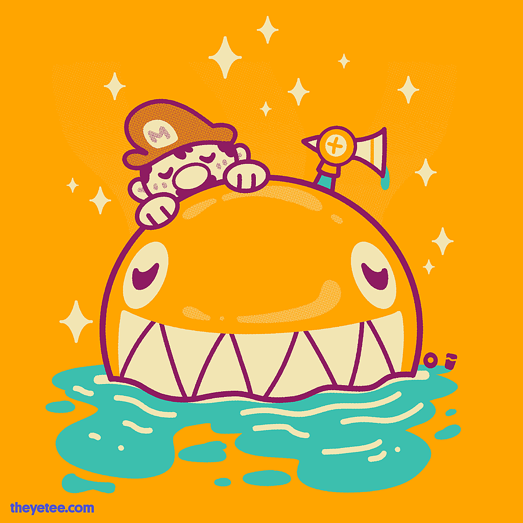 The Yetee: Relaxing Bath