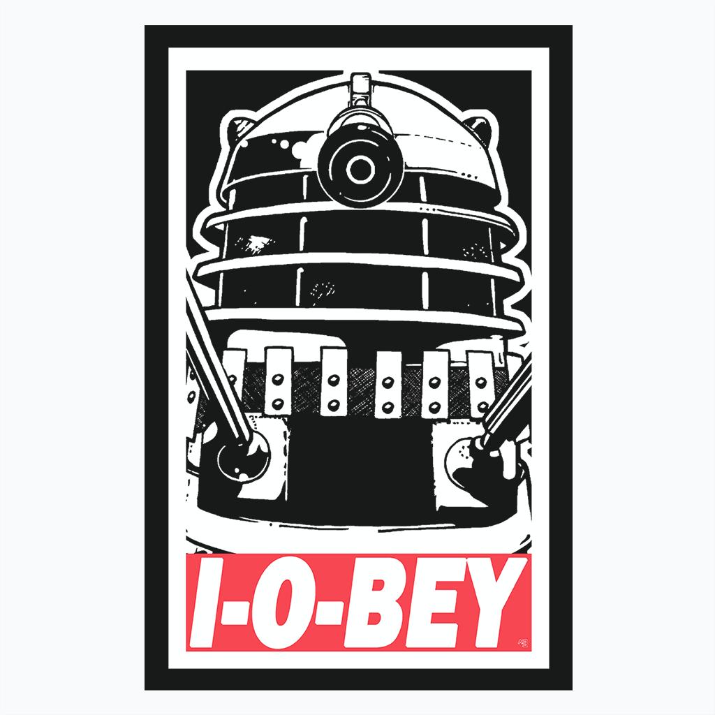 Pop-Up Tee: I-O-Bey-74