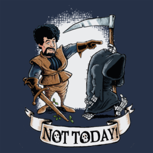 Pop-Up Tee: Not Today