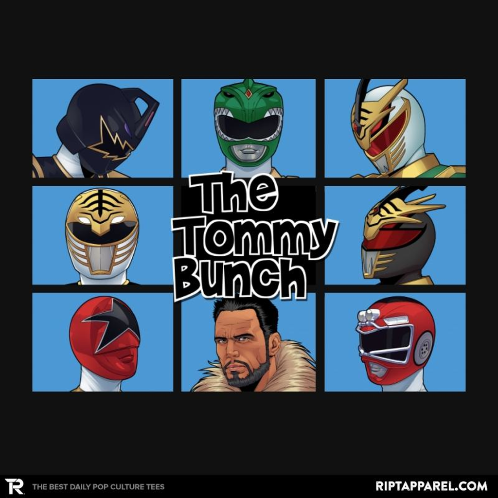 Ript: The Tommy Bunch