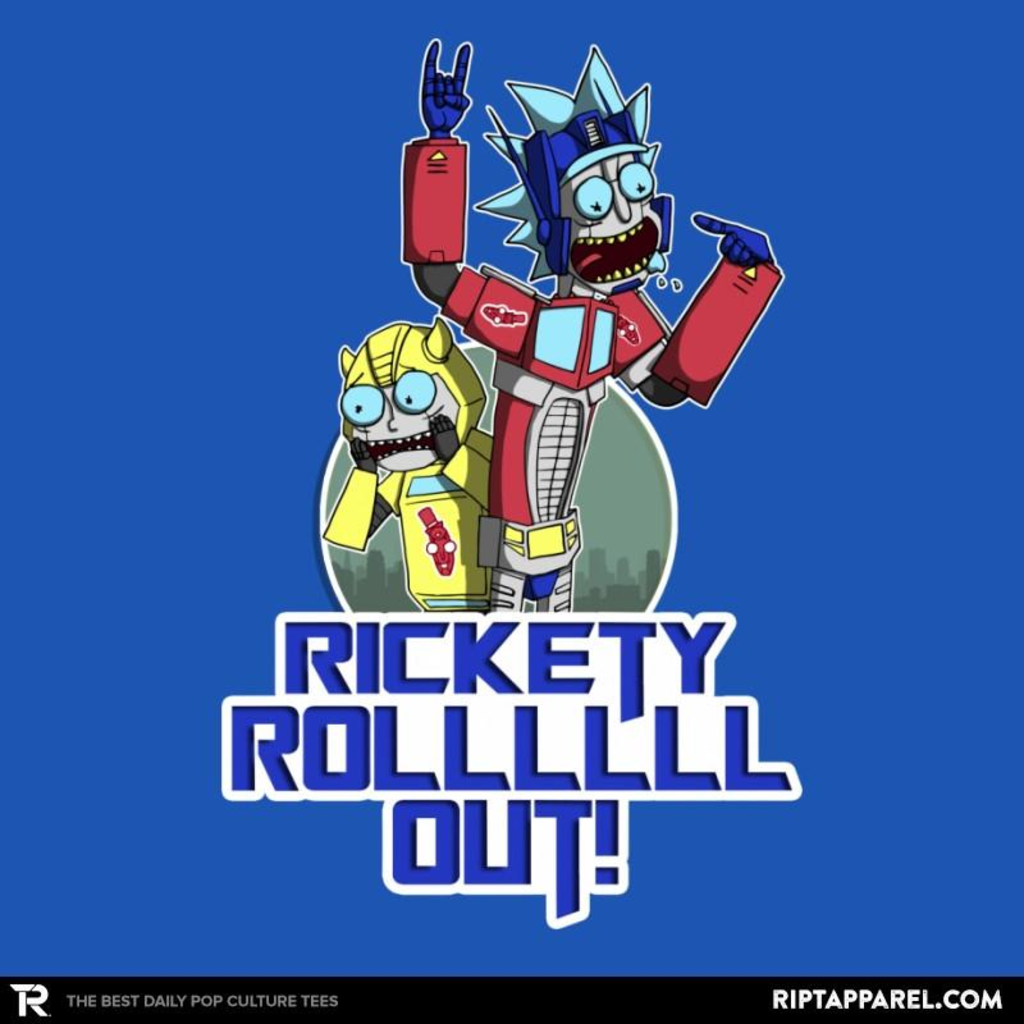 Ript: Rick Rollllll Out!