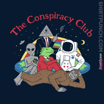 ShirtPunch: The Conspiracy Club