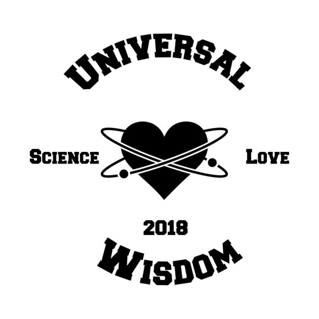 TeePublic: Universal Wisdom T-Shirt