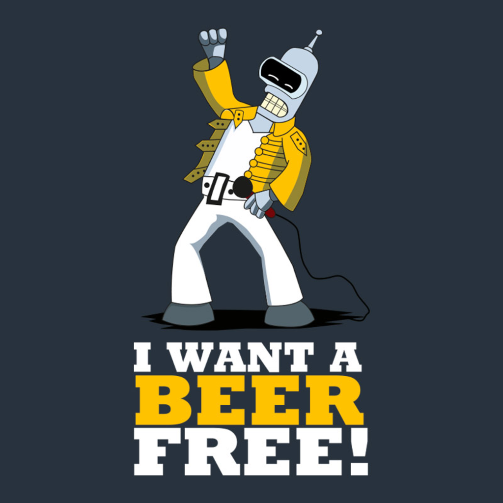 Pampling: I Want A Beer Free