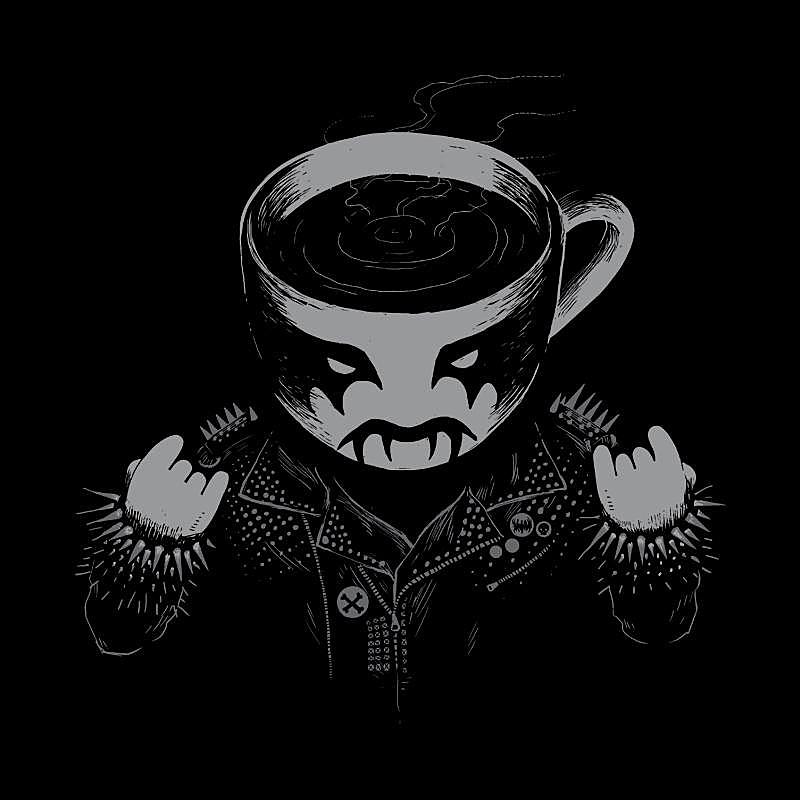 Pampling: Black Metal Coffee