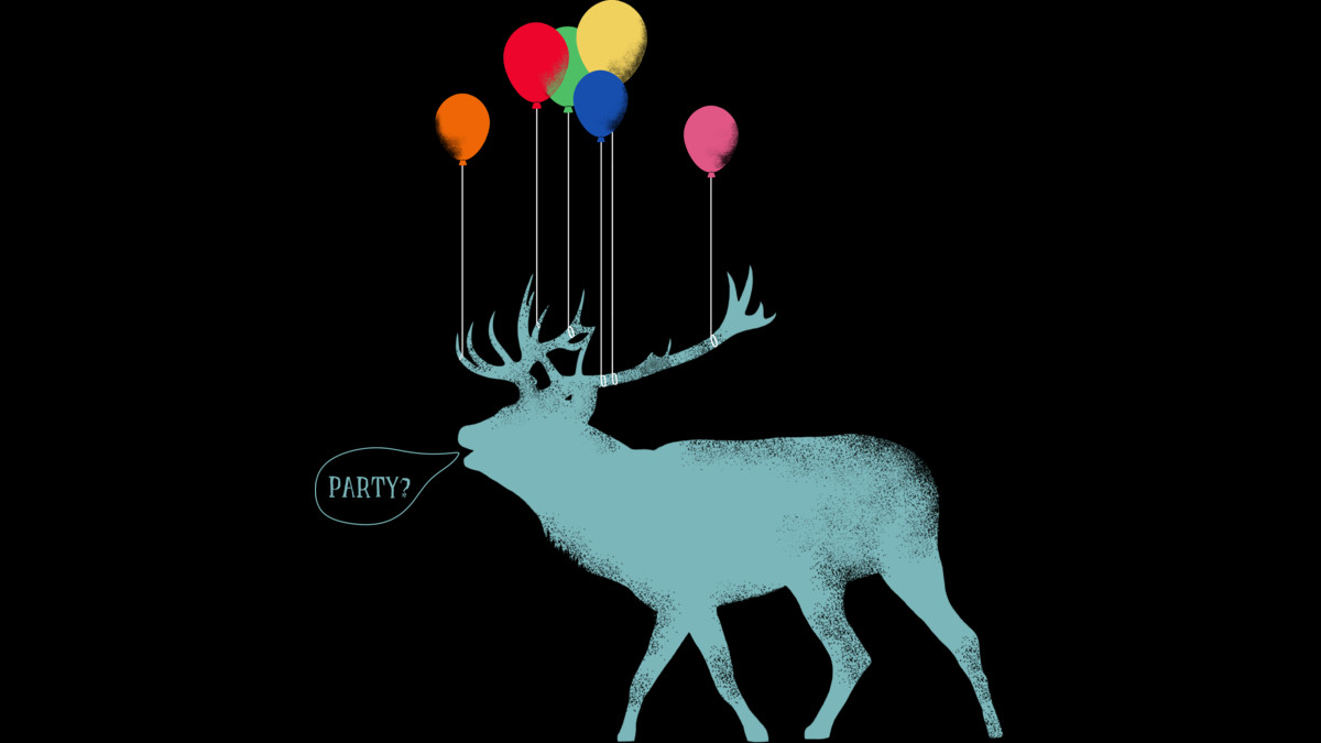 Design by Humans: PARTY