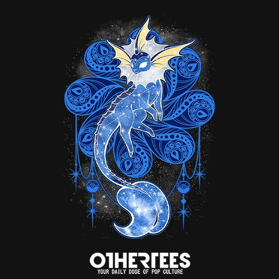 OtherTees: Starry Water Sky