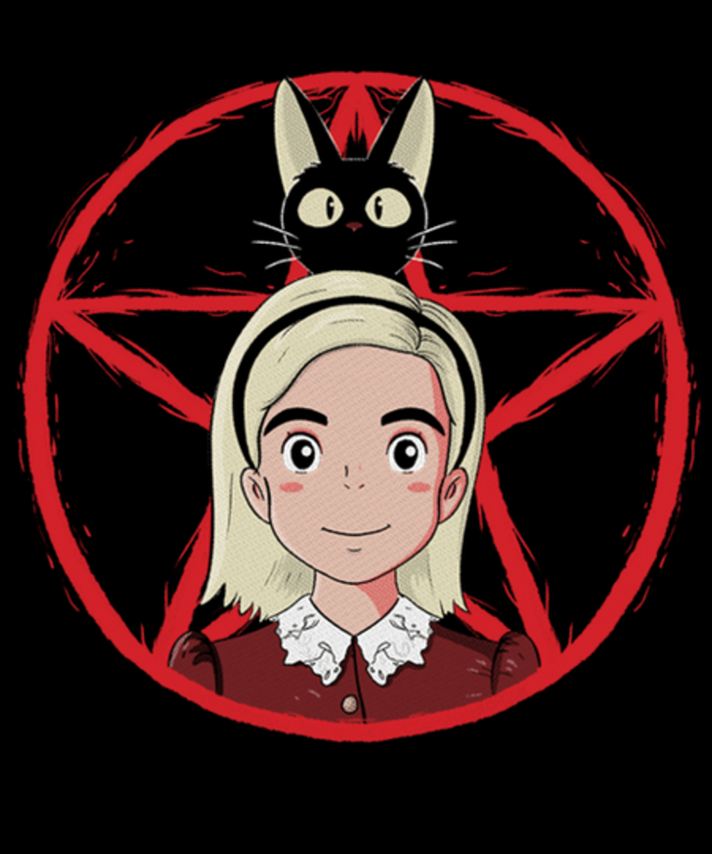 Qwertee: Sabrina Delivery Service