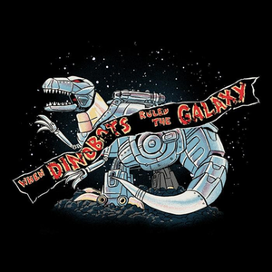 Once Upon a Tee: Jurassic Spark