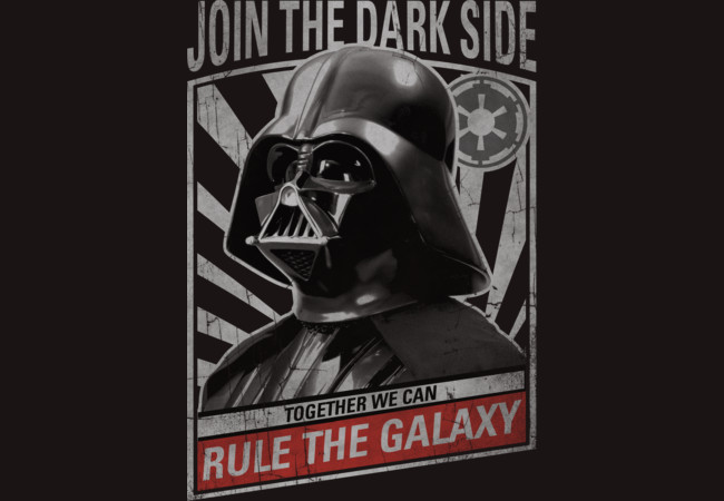 Design by Humans: Vader Propaganda