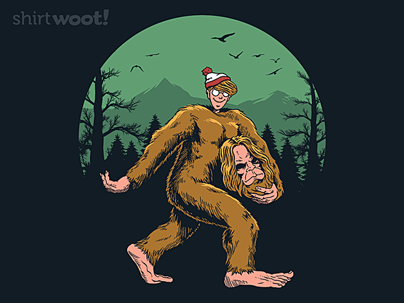 Woot!: Where is Bigfoot?