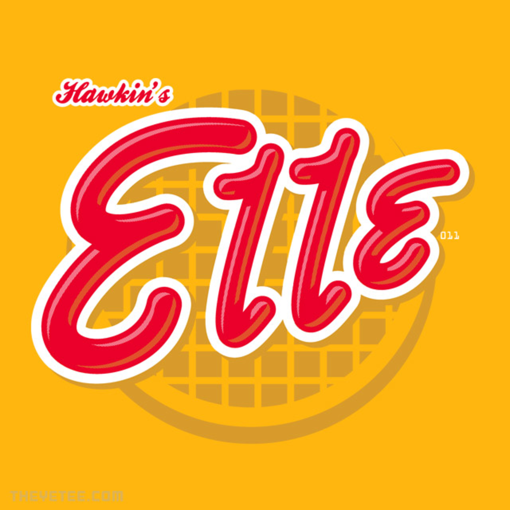 The Yetee: L'eggo My Elle