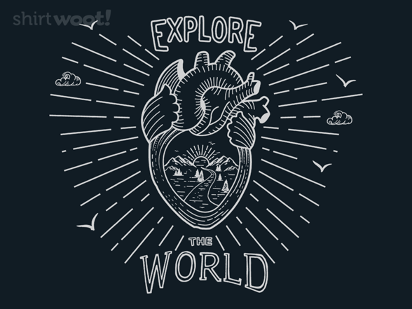Woot!: Explore the World
