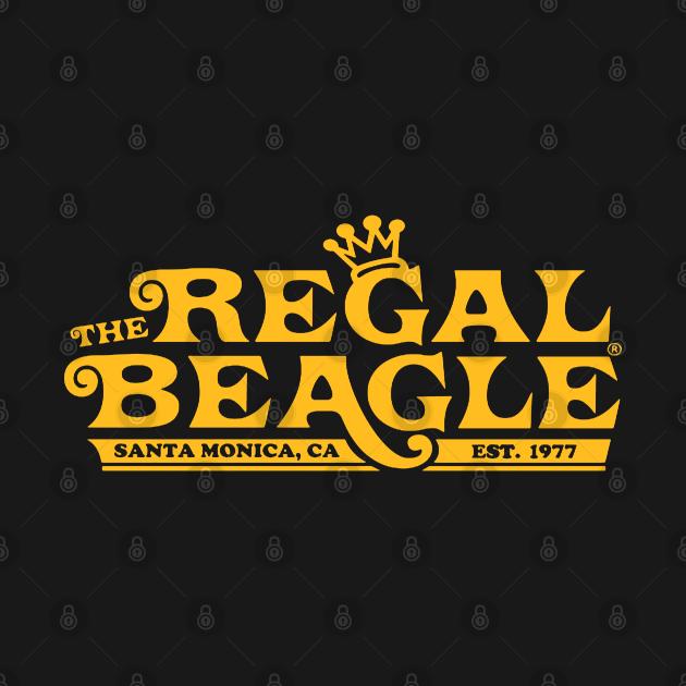 TeePublic: the regal beagle