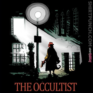 ShirtPunch: The Occultist