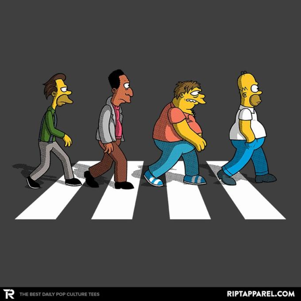 Ript: The Moes on Abbey Road