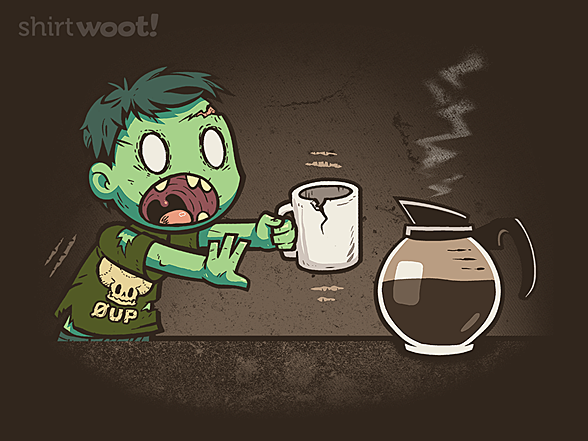 Woot!: Morning of the Living Dead