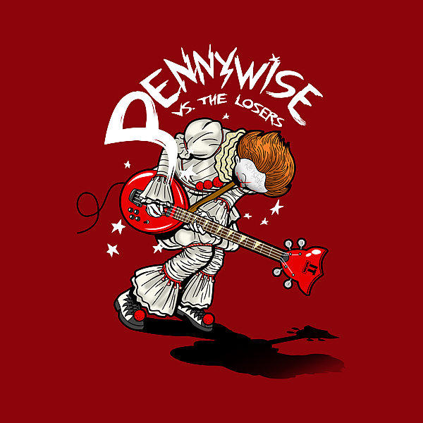 NeatoShop: Pennywise vs. the losers