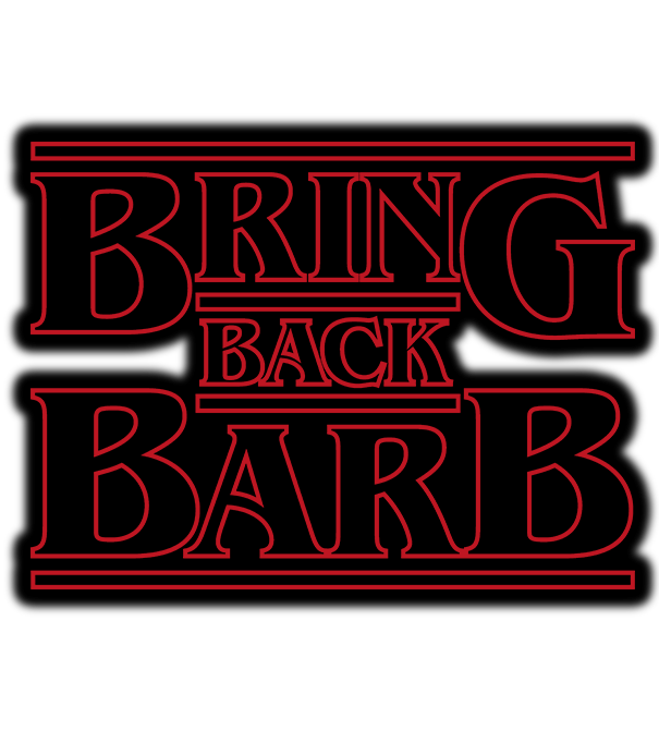 teeVillain: Bring Back Barb