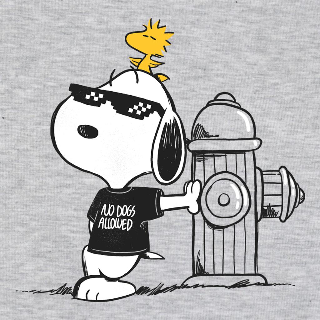 Pampling: Snoopy Dog
