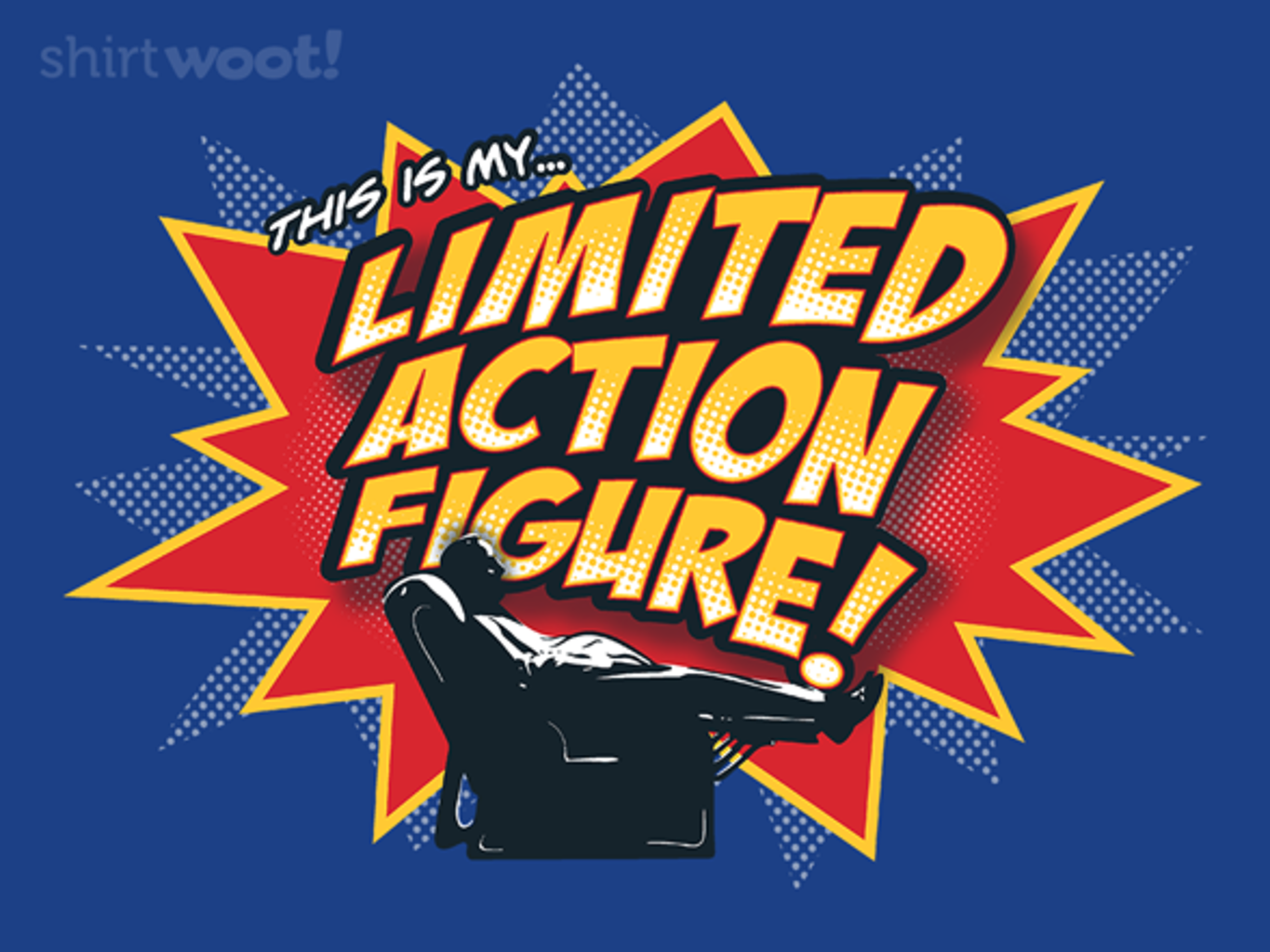 Woot!: Limited Action Figure