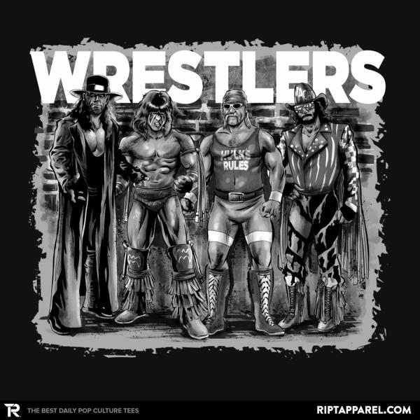 Ript: Wrestlers