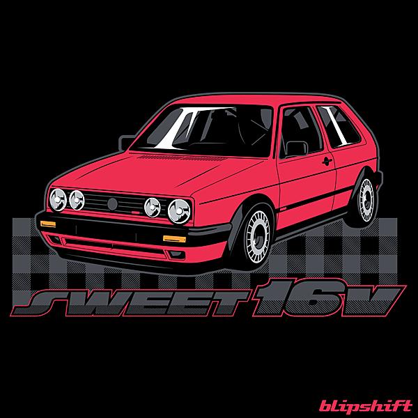 blipshift: Sweet 16V