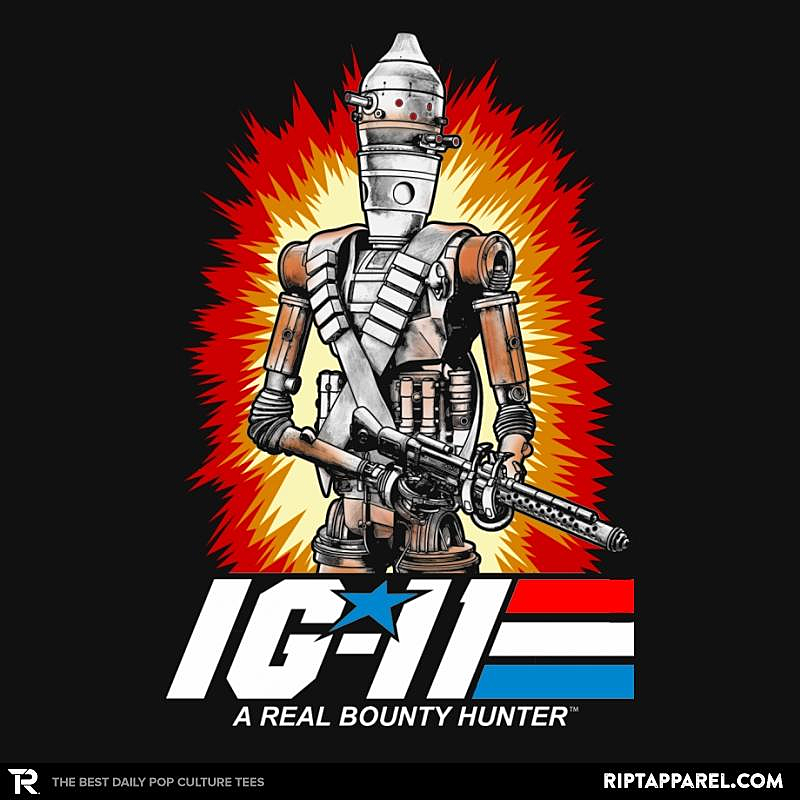 Ript: A Real Bounty Hunter