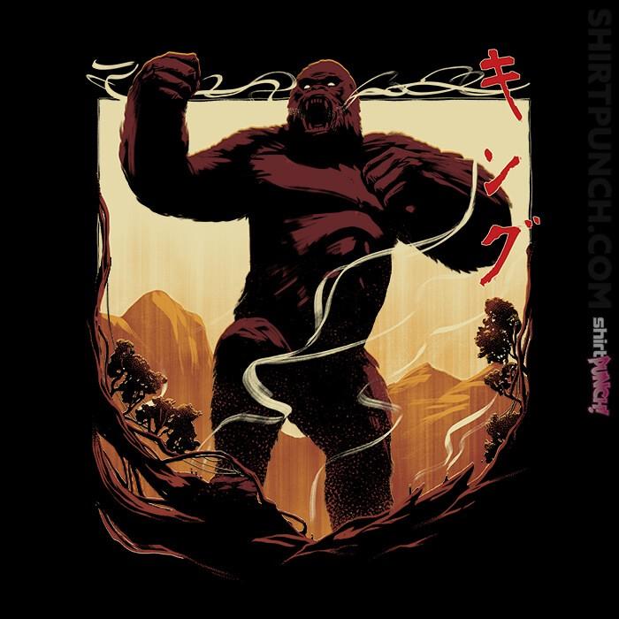 ShirtPunch: The King