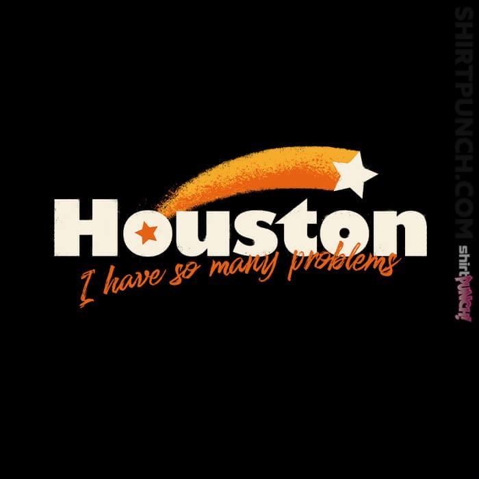 ShirtPunch: Houston