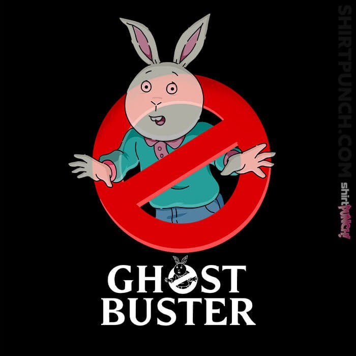 ShirtPunch: Ghost Buster