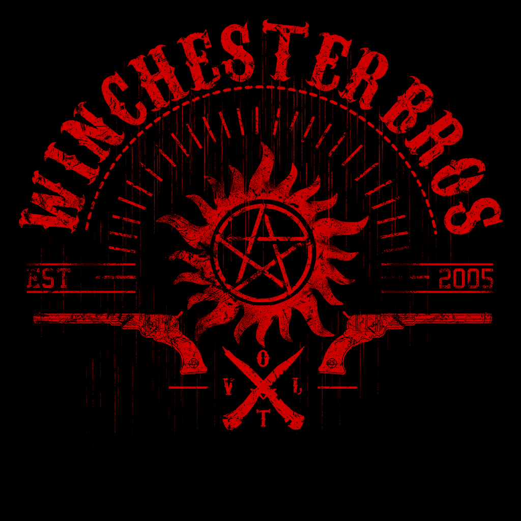 Pop-Up Tee: Winchester Bros