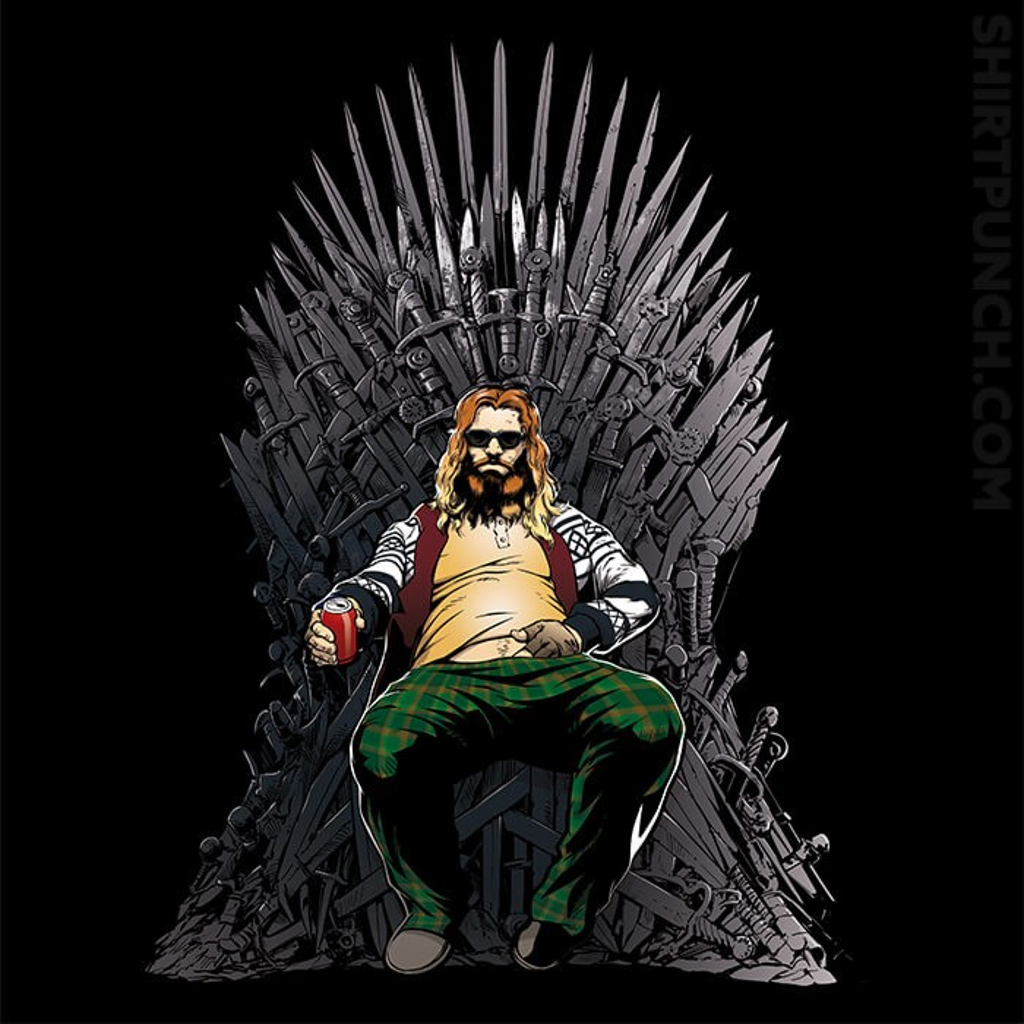 ShirtPunch: God Of Thrones