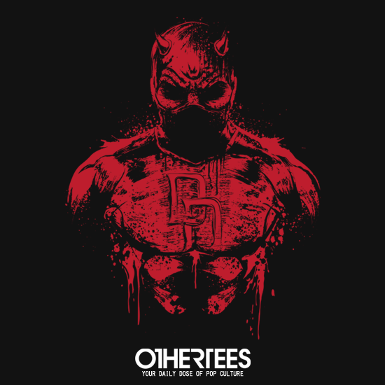 OtherTees: The Man Without Fear