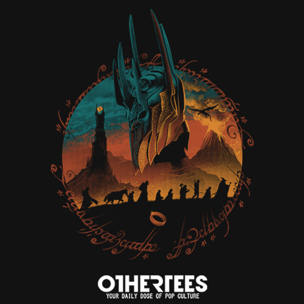 OtherTees: Fiery Mountain Quest