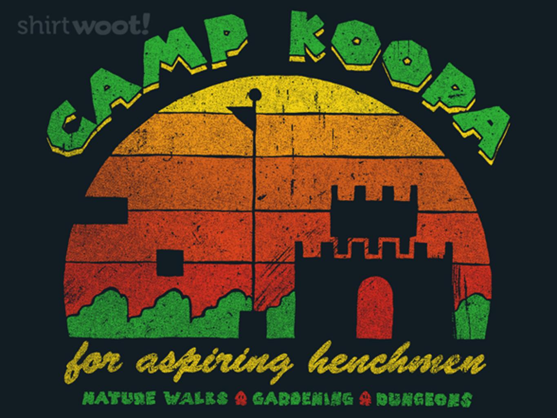 Woot!: Camp Koopa