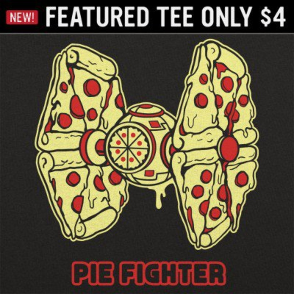 6 Dollar Shirts: Pie Fighter