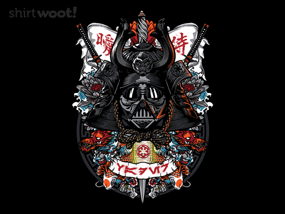 Woot!: Dark Lord Samurai