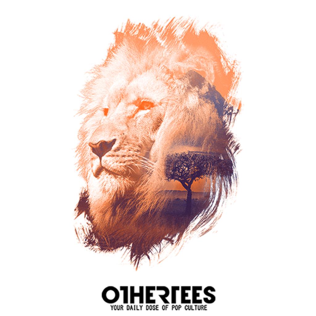 OtherTees: Eye of the Savannah