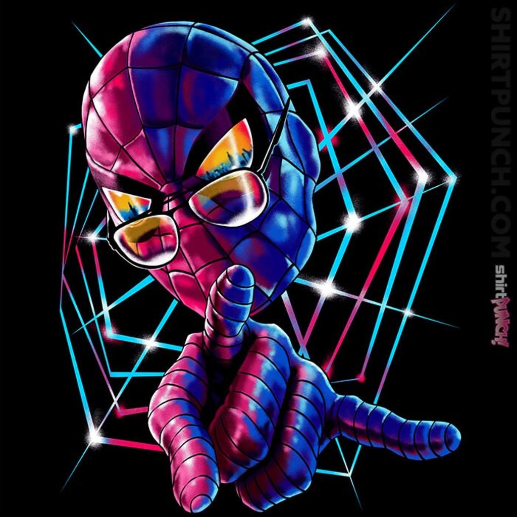ShirtPunch: Spider Fan