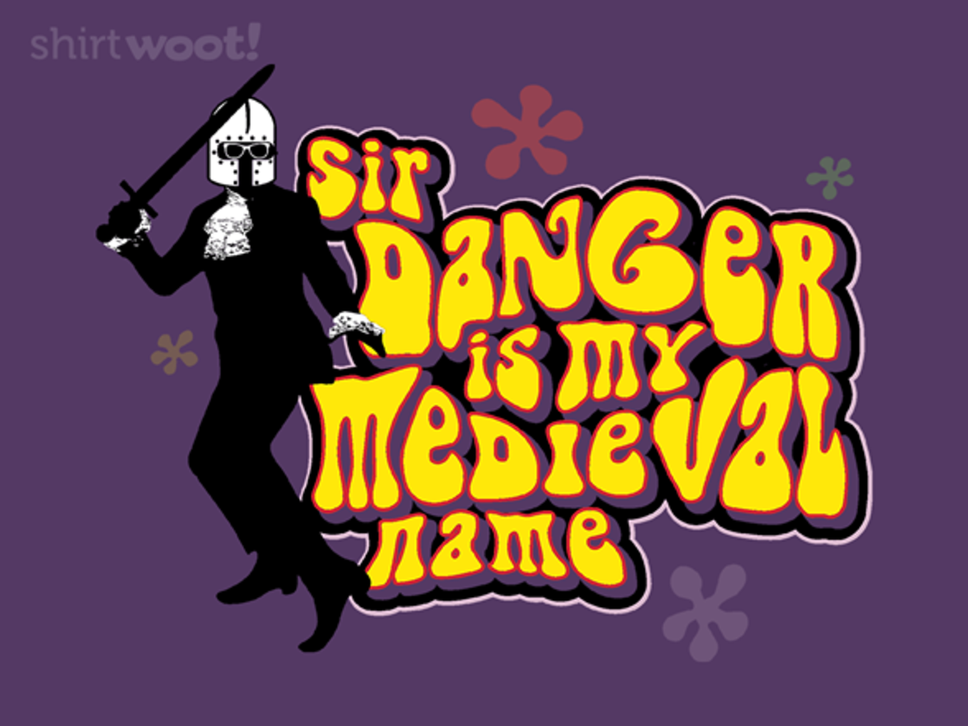 Woot!: Sir Danger Powers