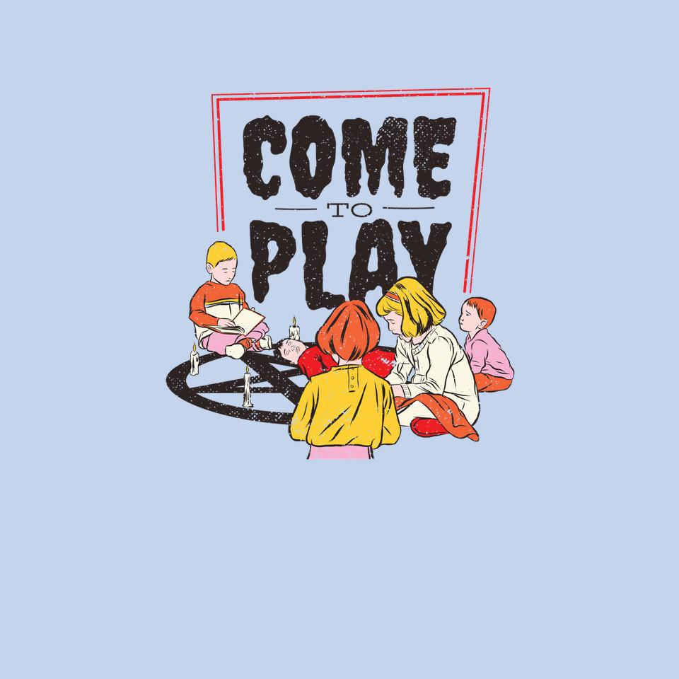 TeeFury: Come to Play