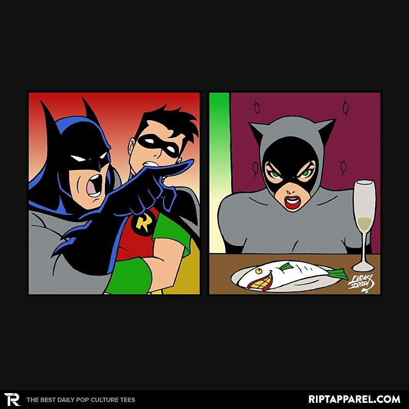Ript: Yelling Bat At Cat