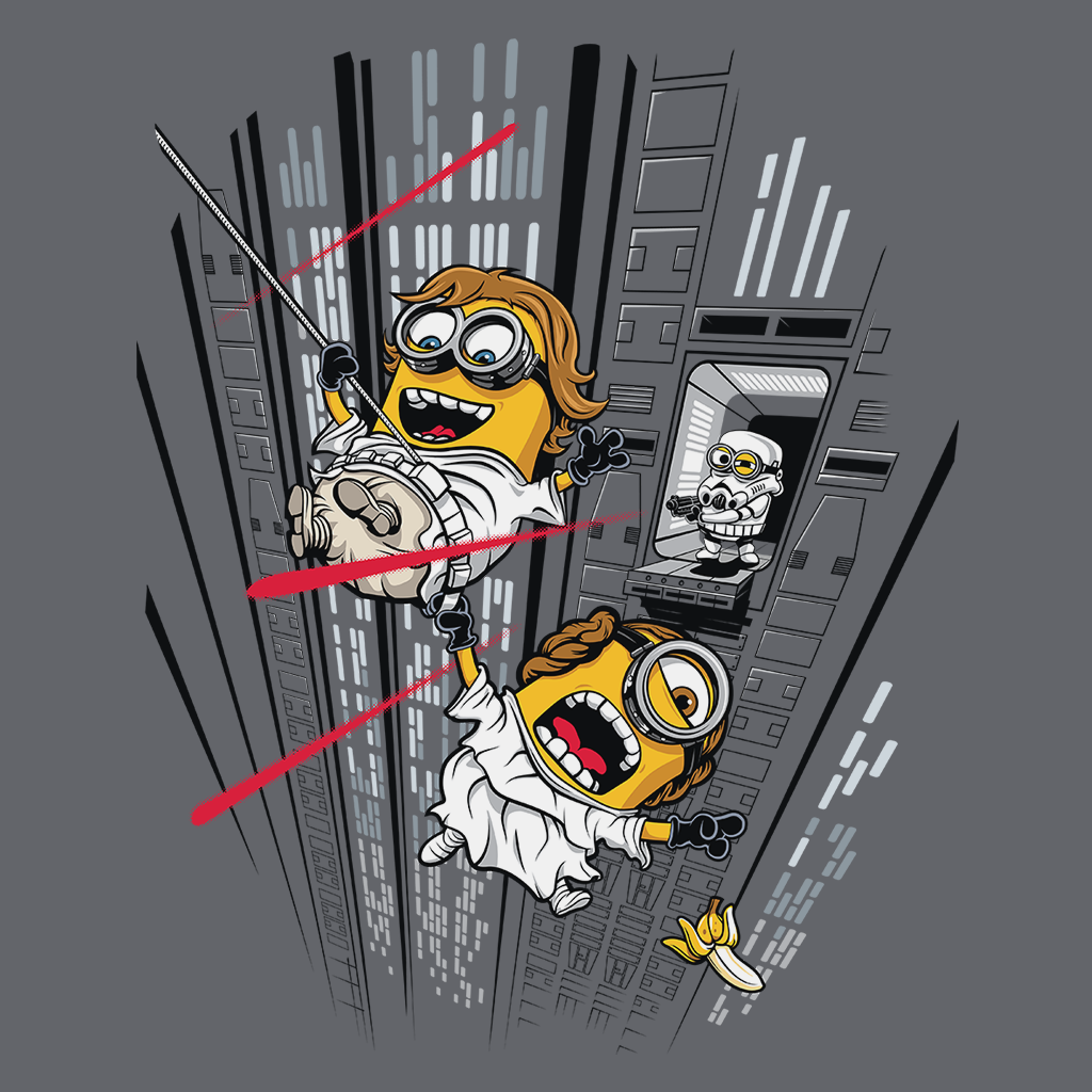 Pop-Up Tee: Despicable Escape