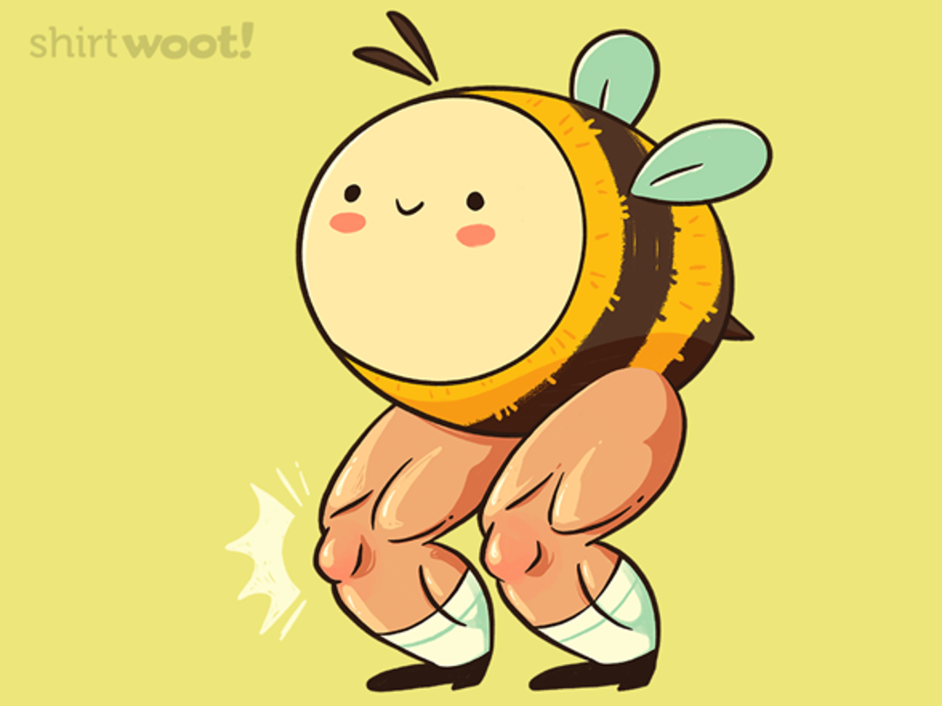 Woot!: The Bee's Knees - $15.00 + Free shipping