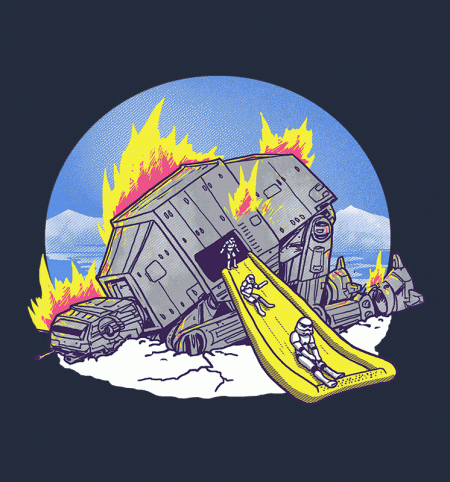 BustedTees: Emergency Exit