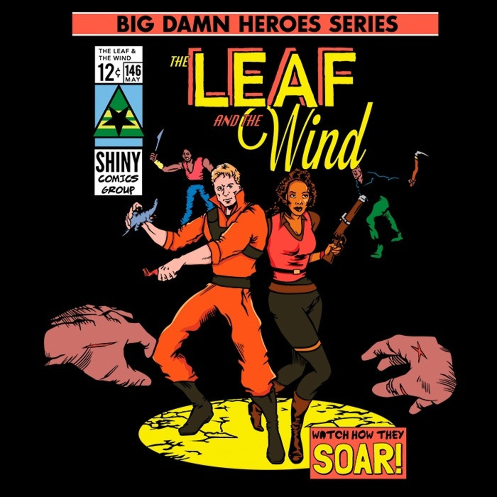 We Heart Geeks: The Leaf and the Wind